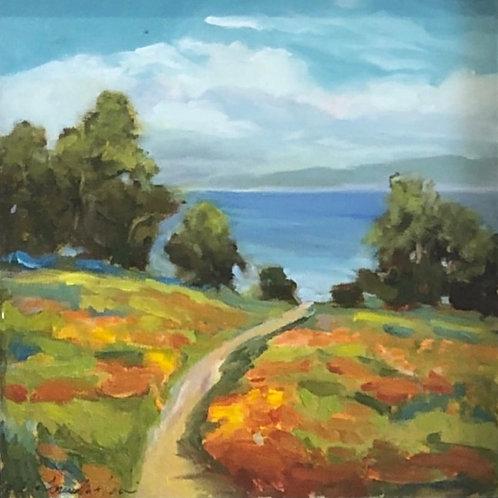 Ocean Trail By Ellie Freudenstein