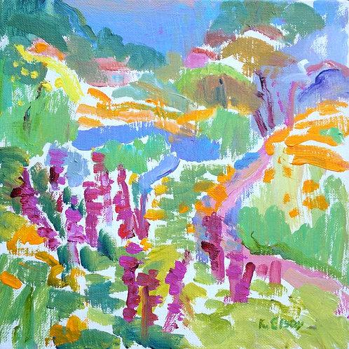 Wildflowers by Kathleen Elsey