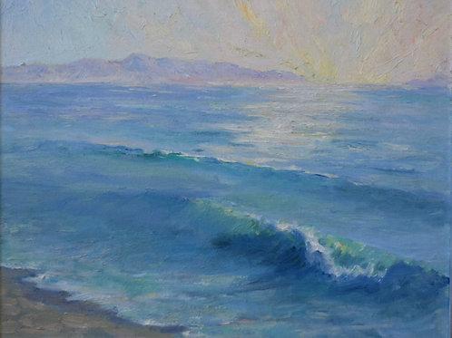 Restfull Dawn By Dorene White