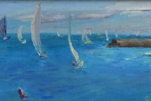 Regatta By Dorene White