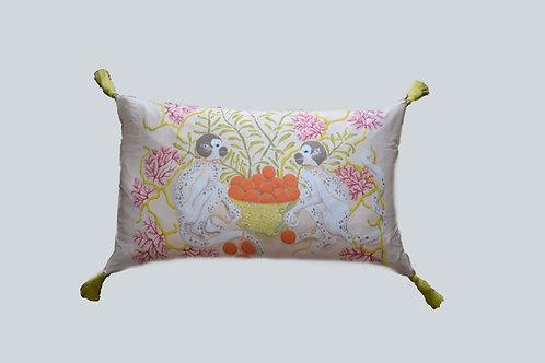 Paige Gimmel Silk Pillow