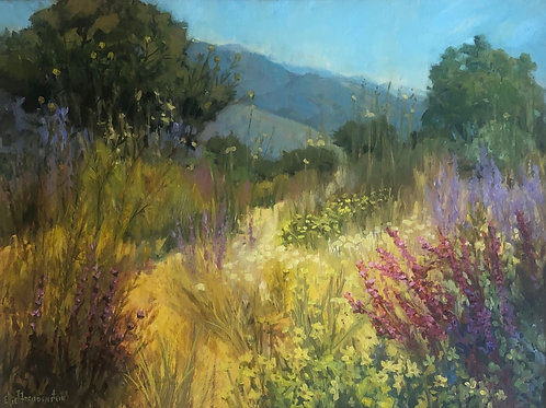 Porter Trail by Ellie Freudenstien