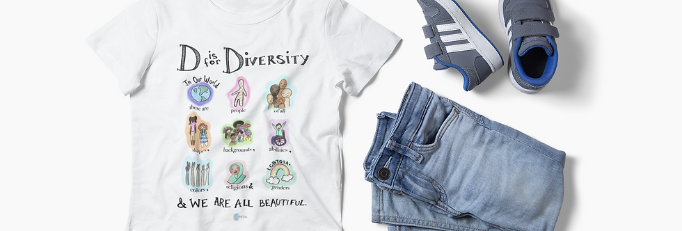 Diversity Youth Tee