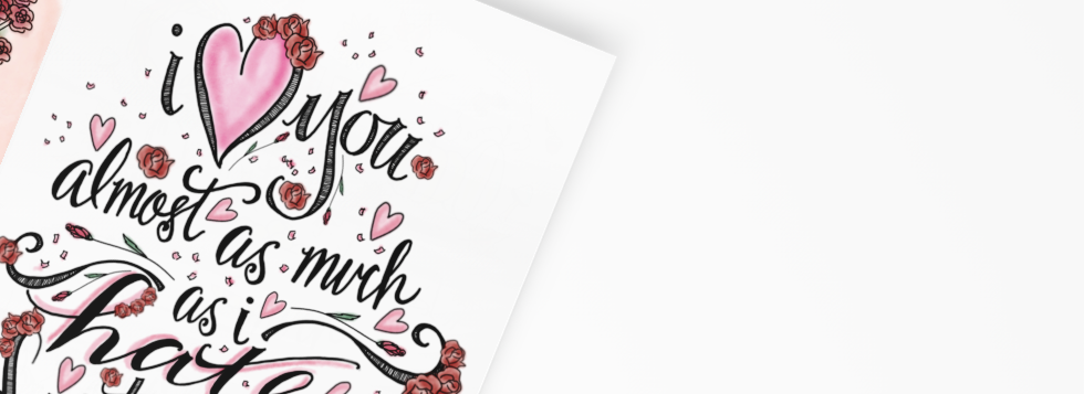 mockup-of-two-greeting-cards-against-a-p