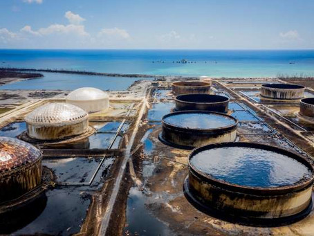 Clean-Up Of Equinor Oil Spill Delayed By Covid-19 Pandemic