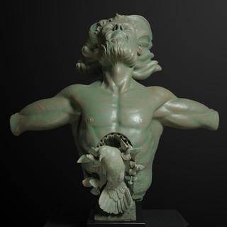 """Finalist """"Spiritus"""" by Kurt Klein"""