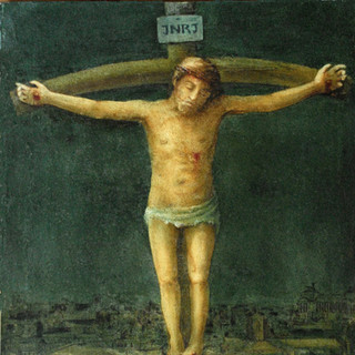 """Honorable Mention """"Christ from Rome"""" by Jacek T"""