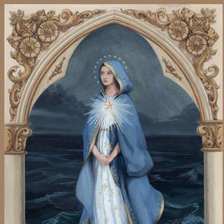 "Finalist ""Mary Star of the Sea"" by Bernadette Carstensen"