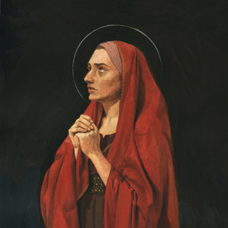 """Finalist, """"Mary Magdalen"""" by Bernadette Cartensen"""