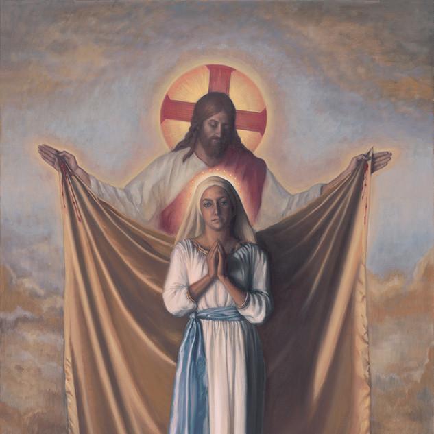 """Finalist """"The Immaculate Conception"""" by Robert Puschautz"""