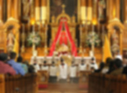 Mass at St. John Cantius