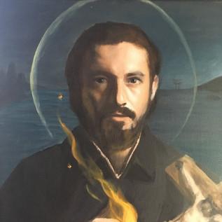 "Finalist ""St Francis Xavier"" by Nathan McDevitt"