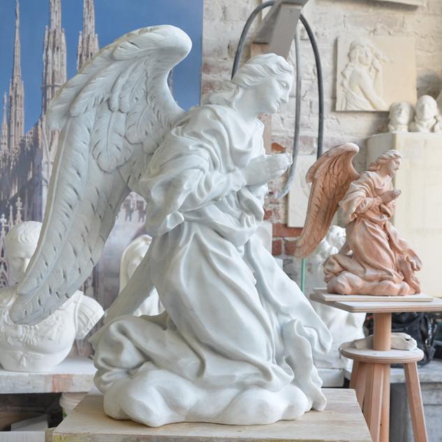 Angel in Prayer