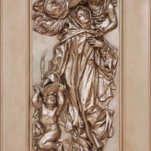 The Transverberation of Saint Teresa of Avila