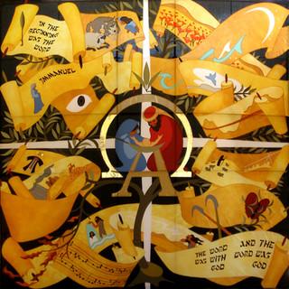 """Finalist """"Prophetic Advent Calendar"""""""" by Randy & Chris Dixon"""