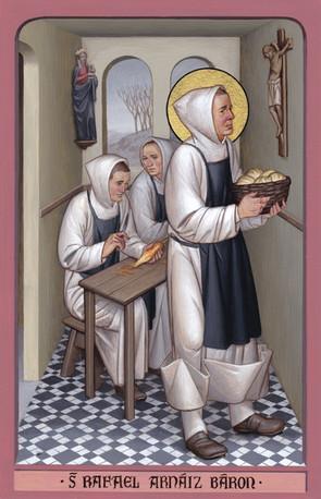 St Rafael Arnaiz Baron