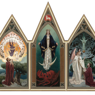 "Finalist ""St. John's Revelation"" by by Bernadette Cartensen"