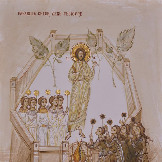 "Finalist ""Parable of the Ten Virgins"" by Elena Murariu"