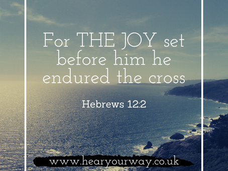You are His JOY!