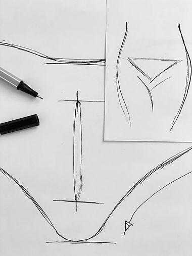 nayca Design Skizze