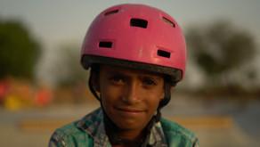 Skater of the Month at the Desert Dolphin Skatepark