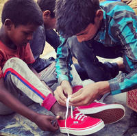 Donate Shoes
