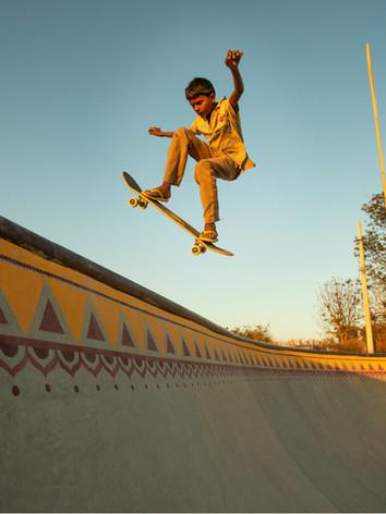 Desert Dolphin Skatepark
