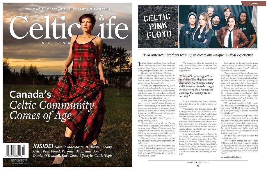 celticpinkfloyd | PRESS