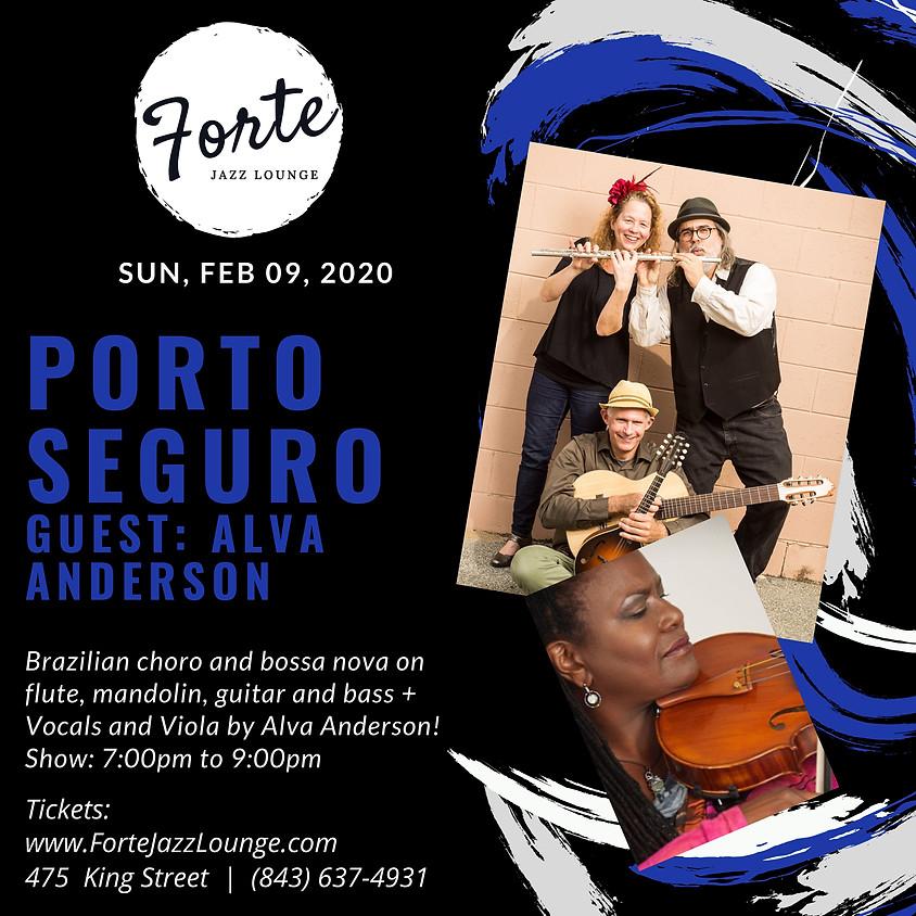 Porto Seguro featuring Alva Anderson