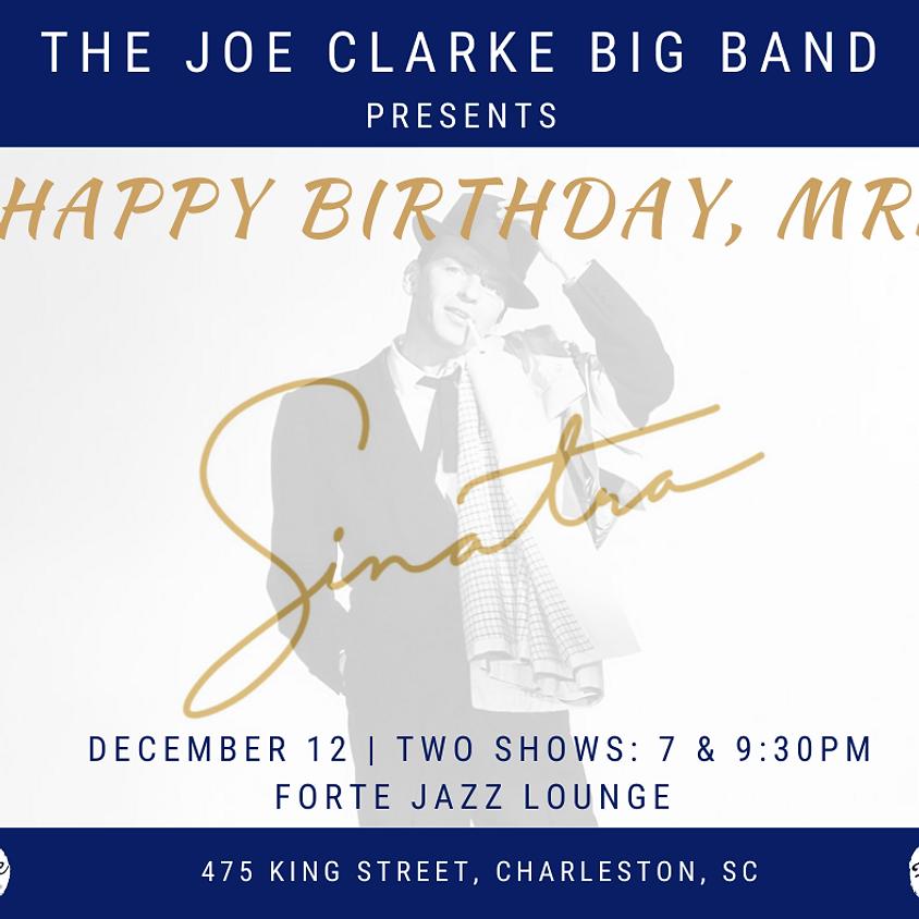 Happy Birthday, Mr. Sinatra | 7:00pm-9:00pm