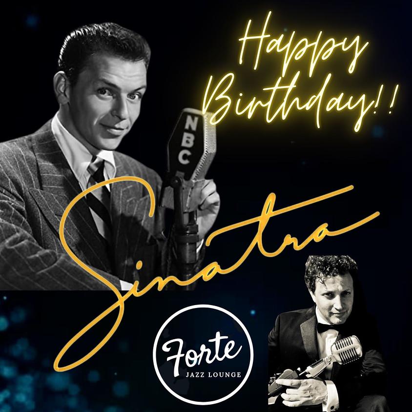 Happy Birthday, Mr. Sinatra | 9:30pm-11:00pm
