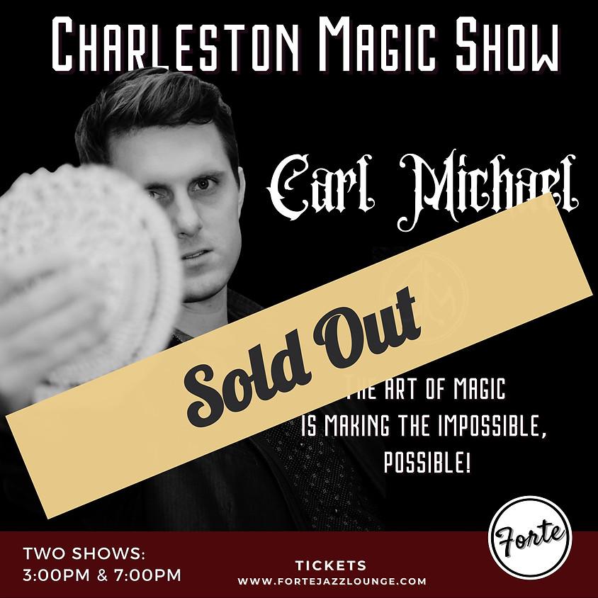 Charleston Magic Show    3:00pm