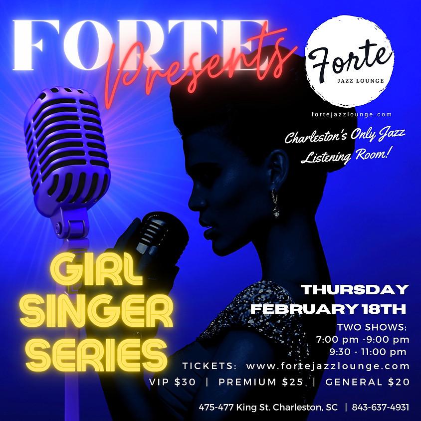 Girl Singer Series | 9:30pm - 11:00pm
