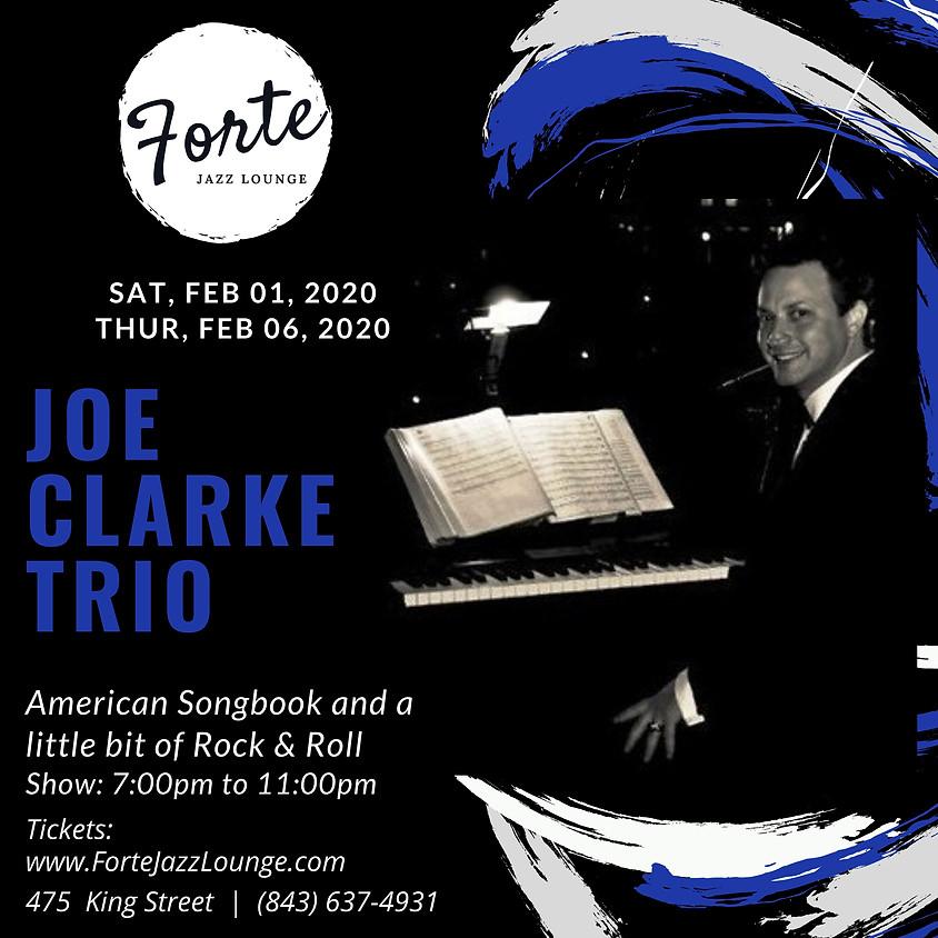 Joe Clarke Trio | 7:00pm - 11:00 pm