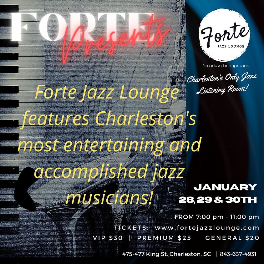 Forte Presents | 7:00pm - 11:00pm