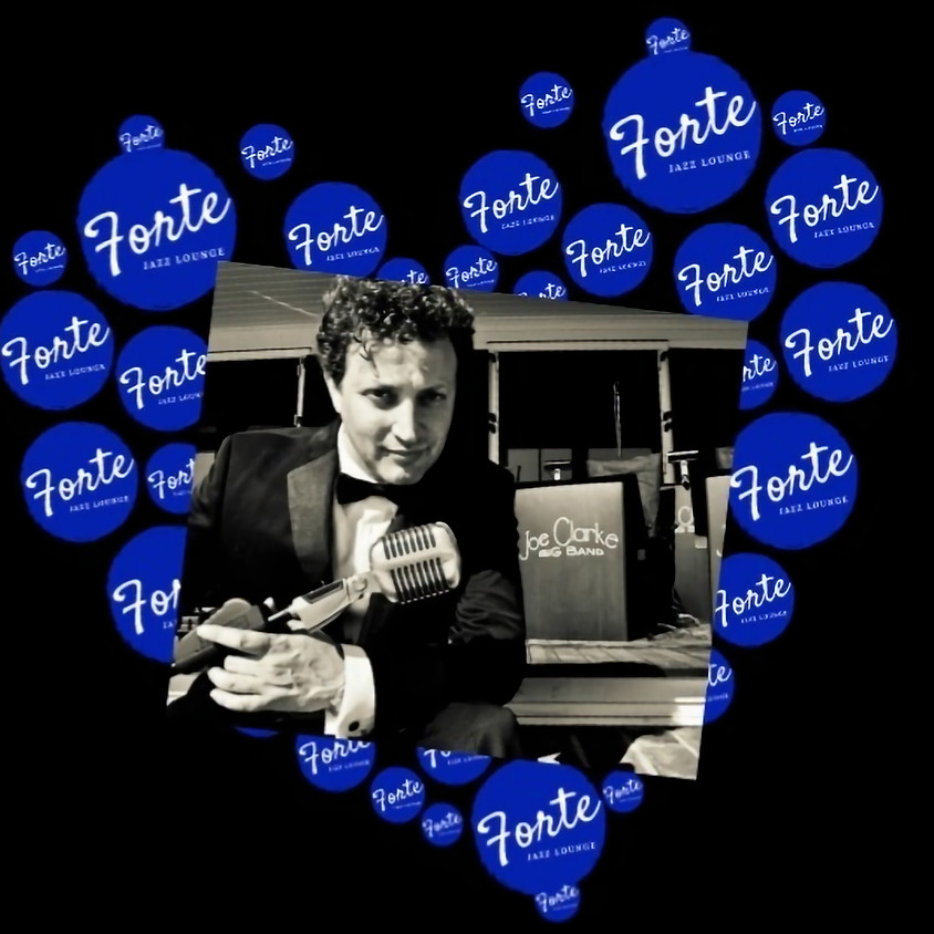 Joe Clarke Big Band Valentine's Day Concert | 7:00 pm - 9:00 pm