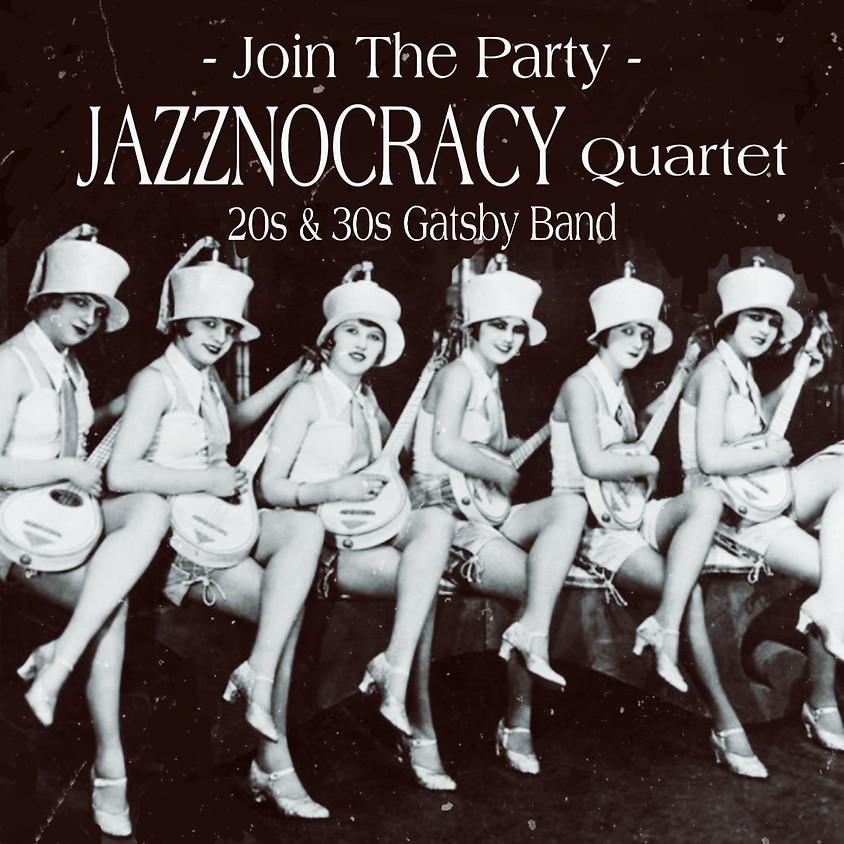 Jazznocracy Quartet | 7:00pm-9:00pm