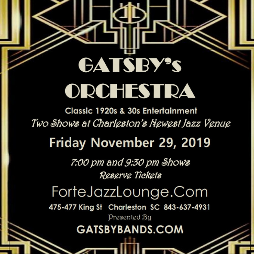 Gatsby's Orchestra |  7:00pm-9:00pm