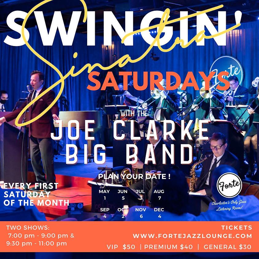 """Swingin' Sinatra Saturdays"" With Joe Clarke Big Band | 7:00pm-9:00pm"
