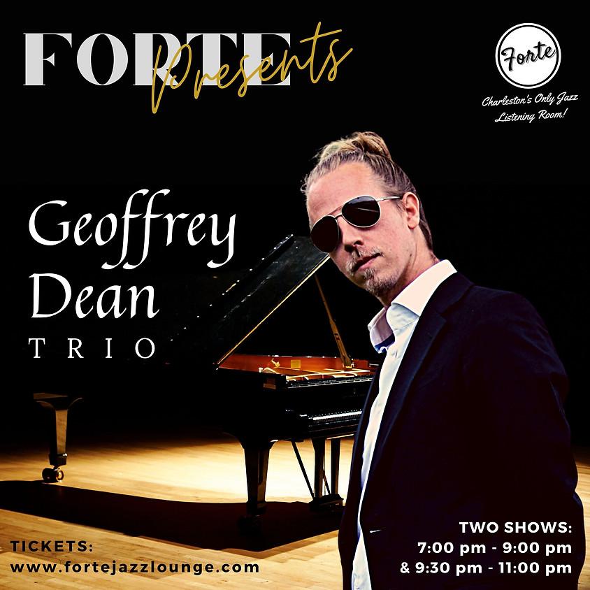 Geoffrey Dean Trio  |  From 7:00pm to 09:00