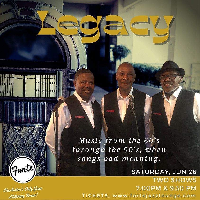 Legacy: When the Songs Had Meaning   |  7:00pm - 9:00pm