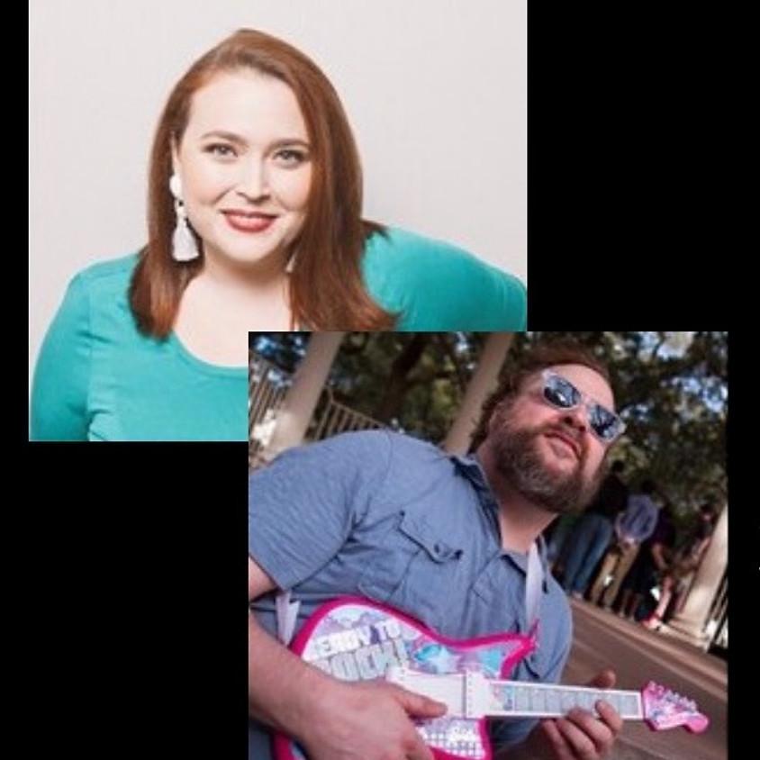 Charleston Comedy Festival: Lauren Hope Krass & Jason Groce's Big Whatever