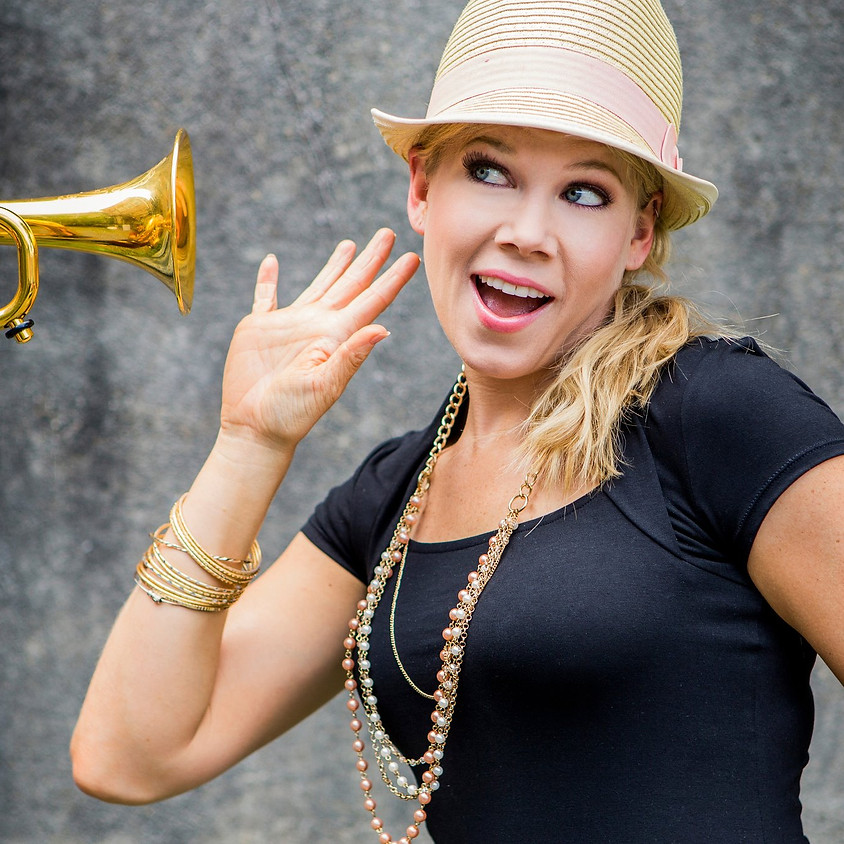 Cameron & the Saltwater Brass Celebrate Fat Tuesday