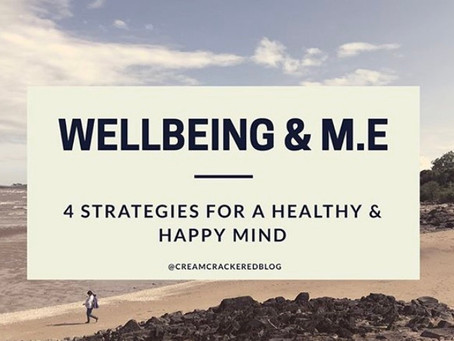 Wellbeing & M.E