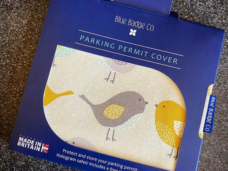 Blue Badge Co. Parking Permit Cover - My Review