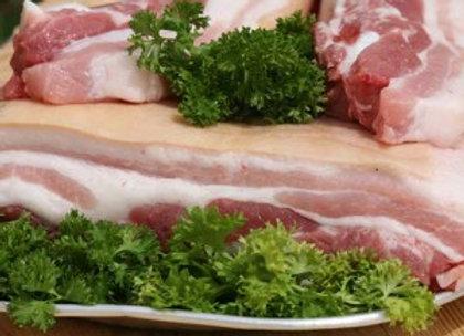 Pork Whole Belly Bone Out per kg