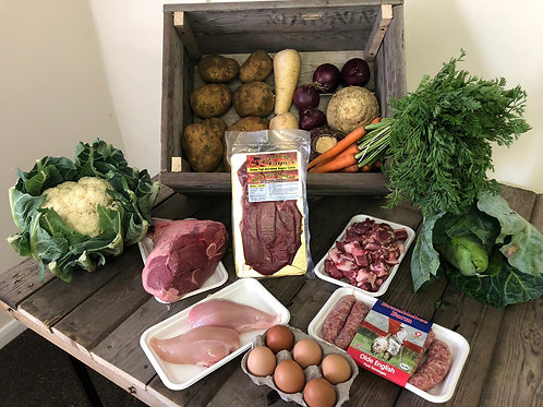 Bramblebee's Meal Box - Option 4