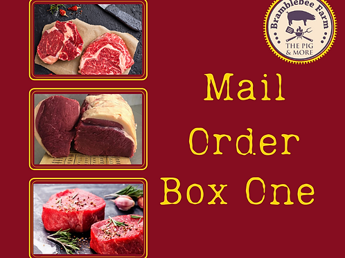 Mail Order Box 1