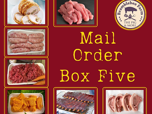 Mail Order Box 5