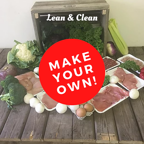 Bramblebee's Make Your Own Lean & Clean Box